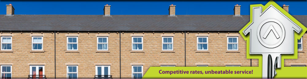 Competitive rates, unbeatable letting and property management service